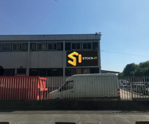 Ouverture officielle de notre centre de stockage à Chelles le 15 juin 2018